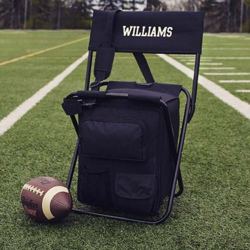 The Cooler Chair Is The Ultimate Accessory For The League Season #coolerchair #accessory