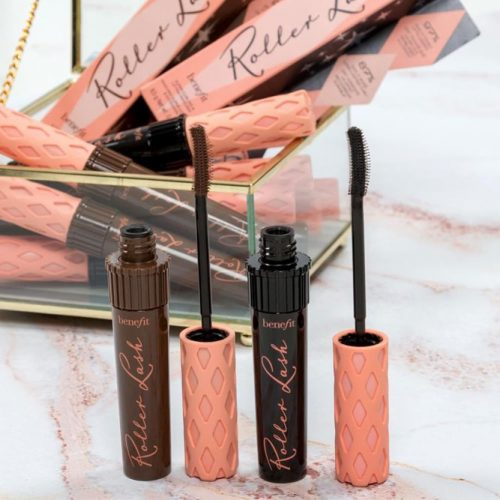 Benefit Cosmetics Roller Lash Curling & Lifting Mascara #curlylashes
