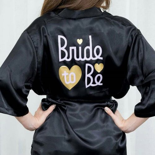 Bride Robe Gift Idea #briderobe