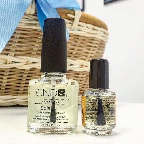 CND SolarOil #nailscare #cndsolaroil #cnd