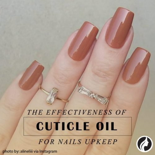 Cuticle Oil – Soft Keeping Of Your Nails #handcare #perfectnails