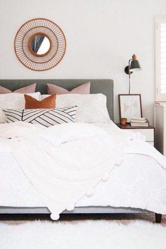 Bedroom Design In Modern Style #modernbedroom