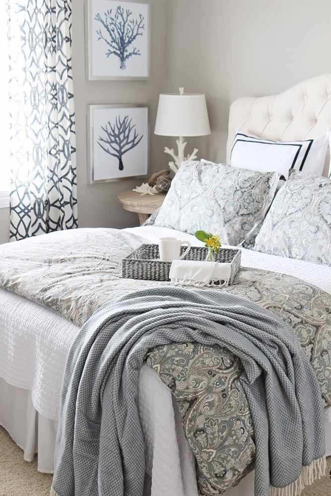 French Bedroom Design #frenchstyle #bedroomdesign