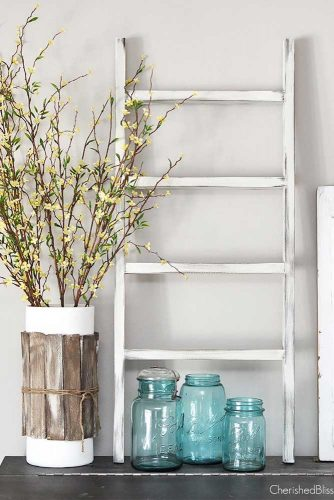 Diy Mini Wooden Ladder #woodenladder