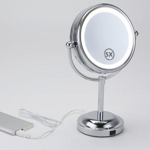 5X Magnifying Mirror #5xmirror #halomirror
