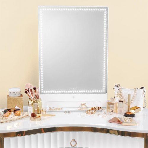 Smart Vanity Mirror Design #smartmirror #vanitymirror