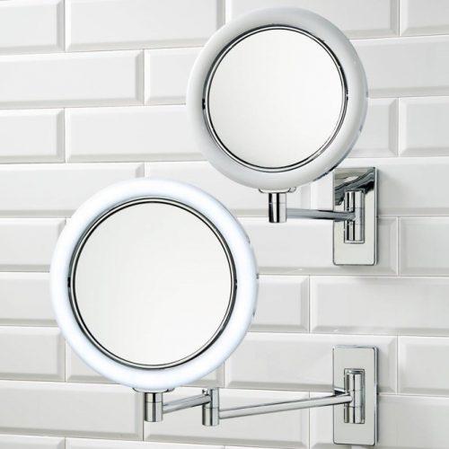 Halo Magnifying Mirror #halomirror #ledmirror