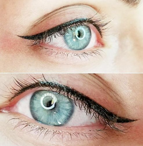 What Is Classic Permanent Eyeliner Makeup #permanenteyeline #classicline