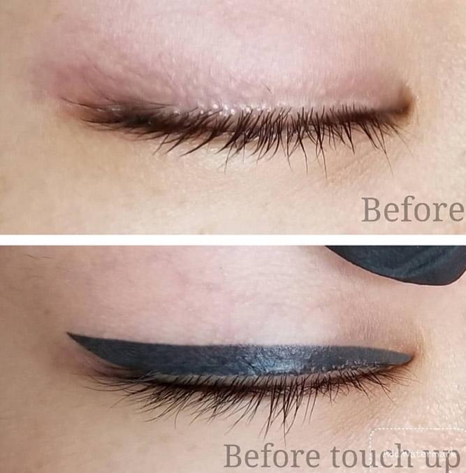Bold Classic Permanent Eyeliner #boldeyeliner