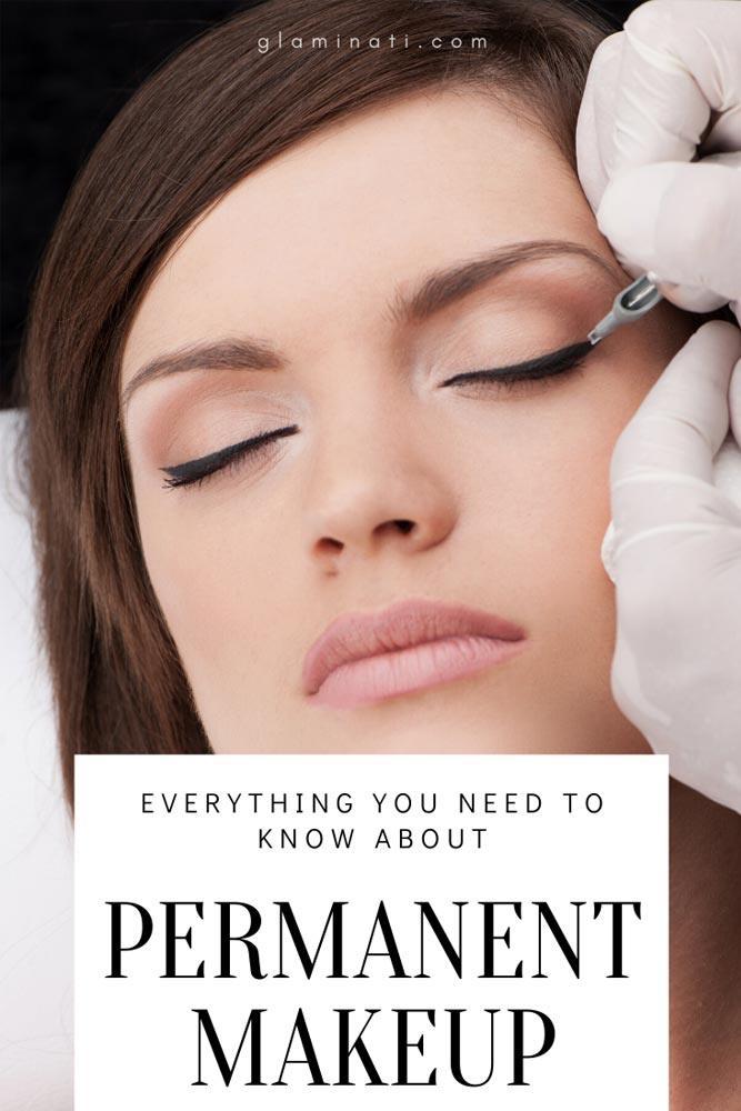 Is Permanent Makeup Painful? #eyelinerpermanentmakeup