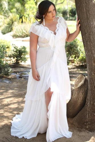 Bohemian Plus Size Dress Design #bohodress