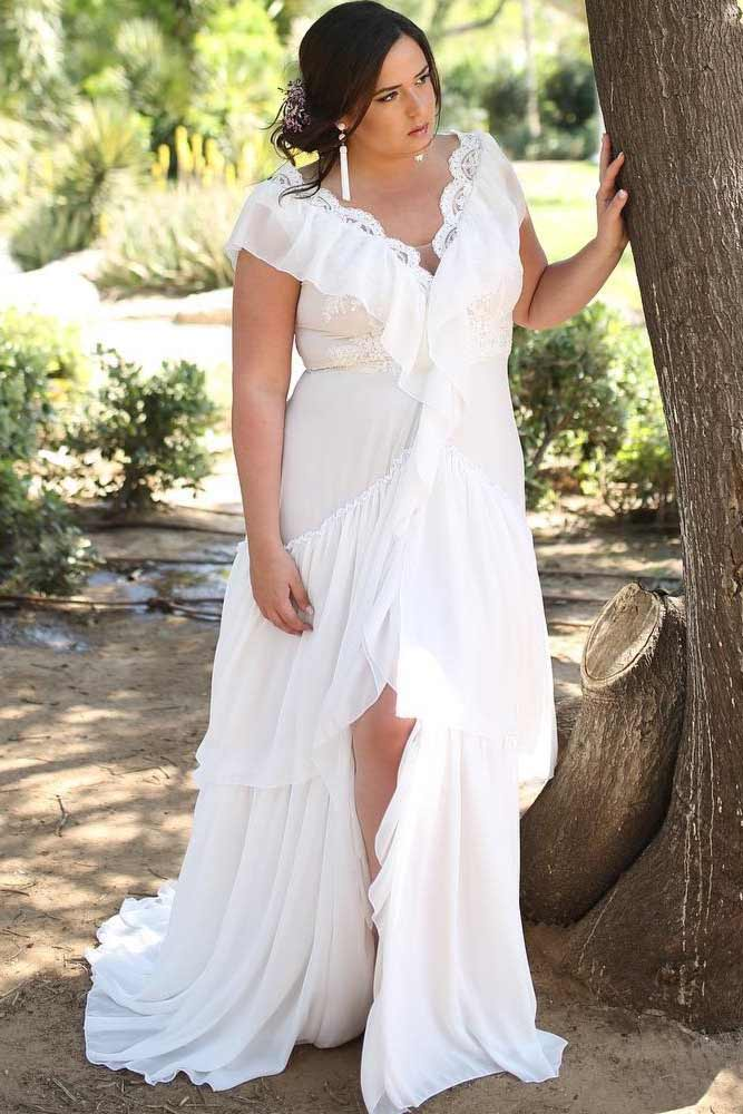 Bohemian Plus Size Dress Design #bohodress