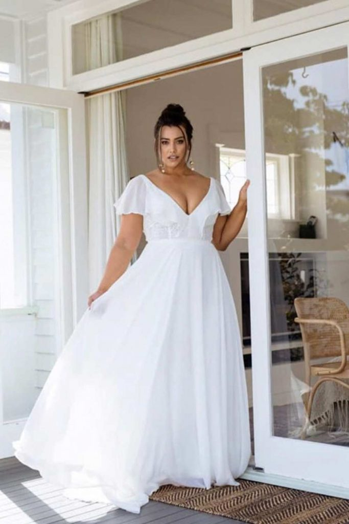 Plus Size Wedding Dresses For The Most
