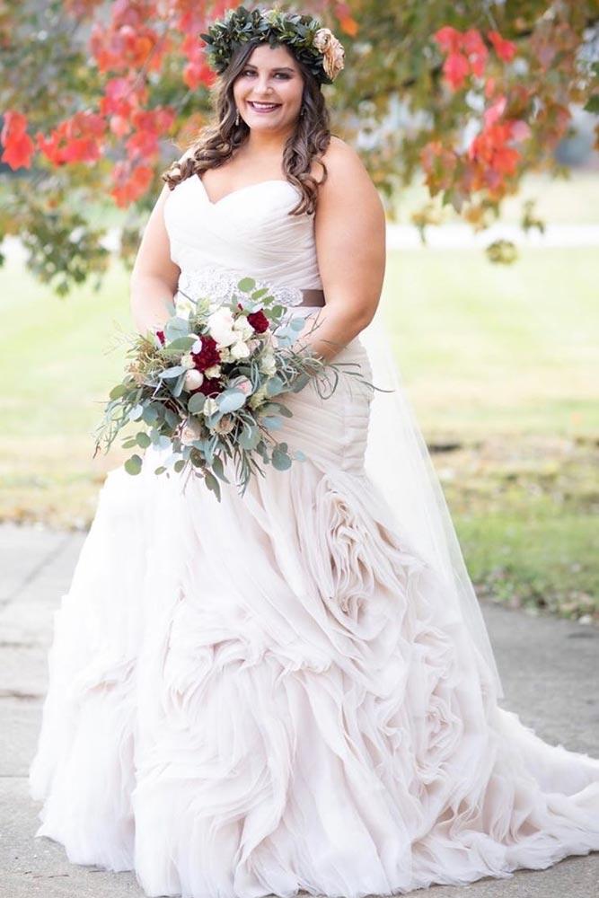 Rose Wedding Dress Design #roseskirt