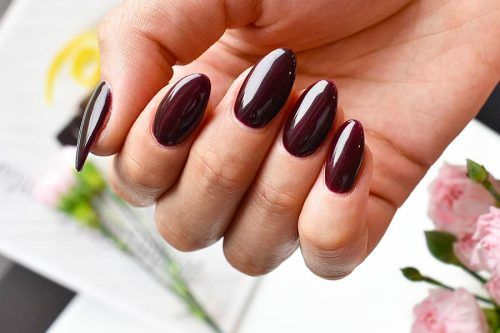 How To Look Gorgeous: Ideas Of Elegant Nails For Real Ladies