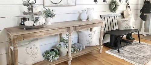 Beautiful Farmhouse Décor Ideas For Any Taste And Liking