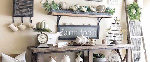 18 Beautiful Farmhouse Décor Ideas For Any Taste And Liking