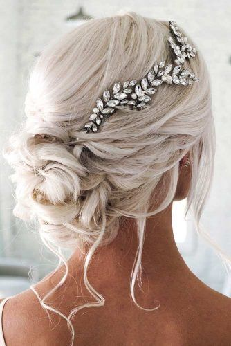 Braided Low Bun #bun #updo #braids