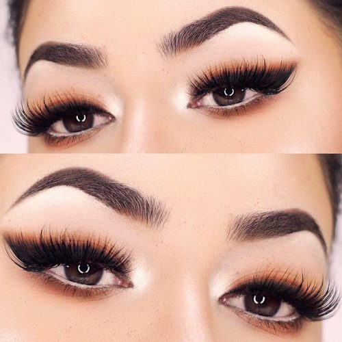 Smokey Wings For Almond Eyes #smokey #wings