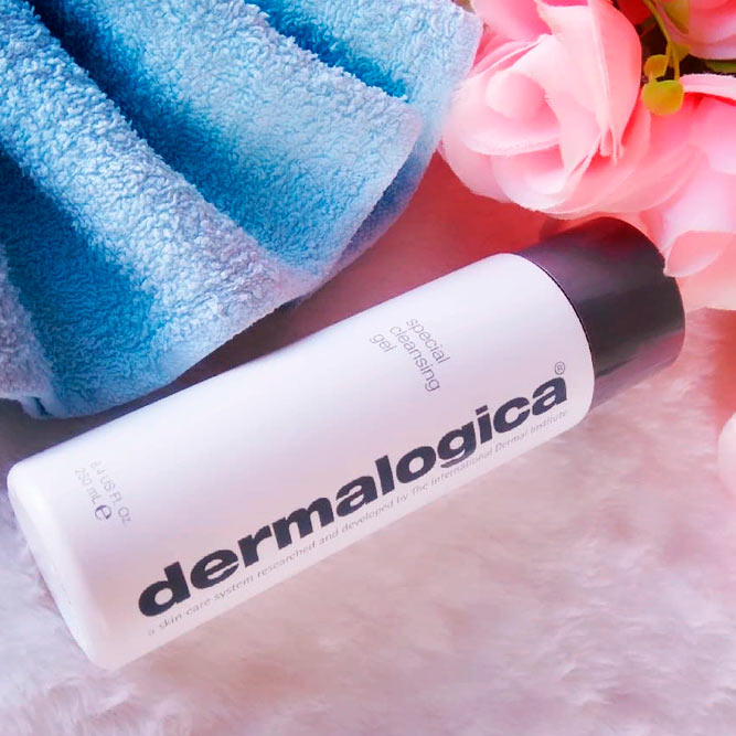Dermalogica Special Cleansing Gel For Sensitive Skin (All Skin Types) #sensitiveskincare #facecare