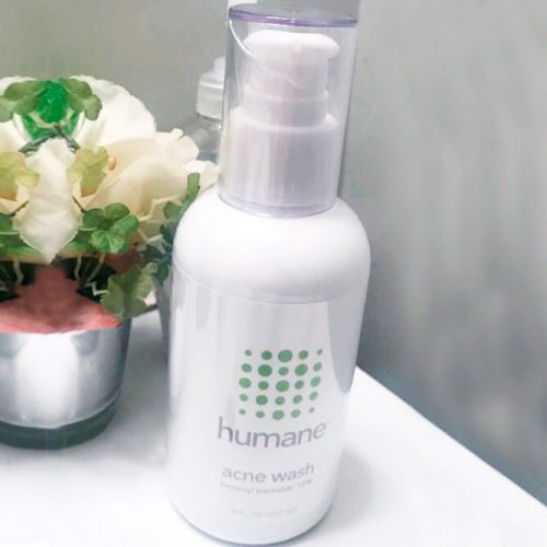 Humane Acne Wash For Extremely Oily Non-Sensitive Skin #facecare #oilyskincare
