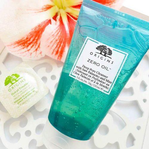 Origins Zero Oil Deep Pore Cleanser - Best Face Wash For Oily Skin #facecare #oilyskincare