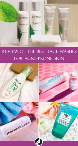 Perfect Face Washes #facecare #facewashes