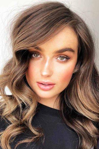 Caramel Ombre Hair #brunette #brownhair #ombre