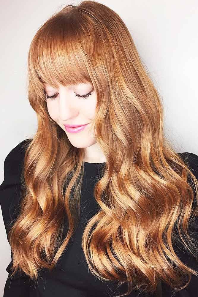 Strawberry Blonde #redhair