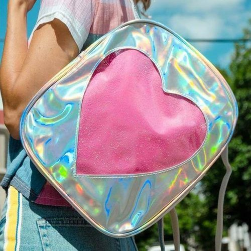 Heart Backpack Gift Idea #backpackgift