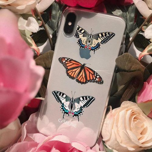 Butterfly Phone Case Gift Idea #phonecase