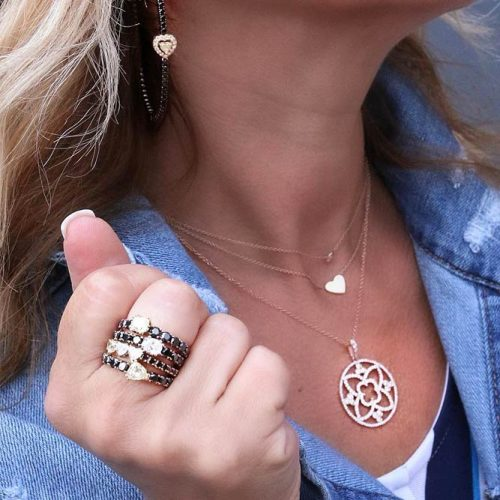 Jewelry Gift Idea #rings #necklace