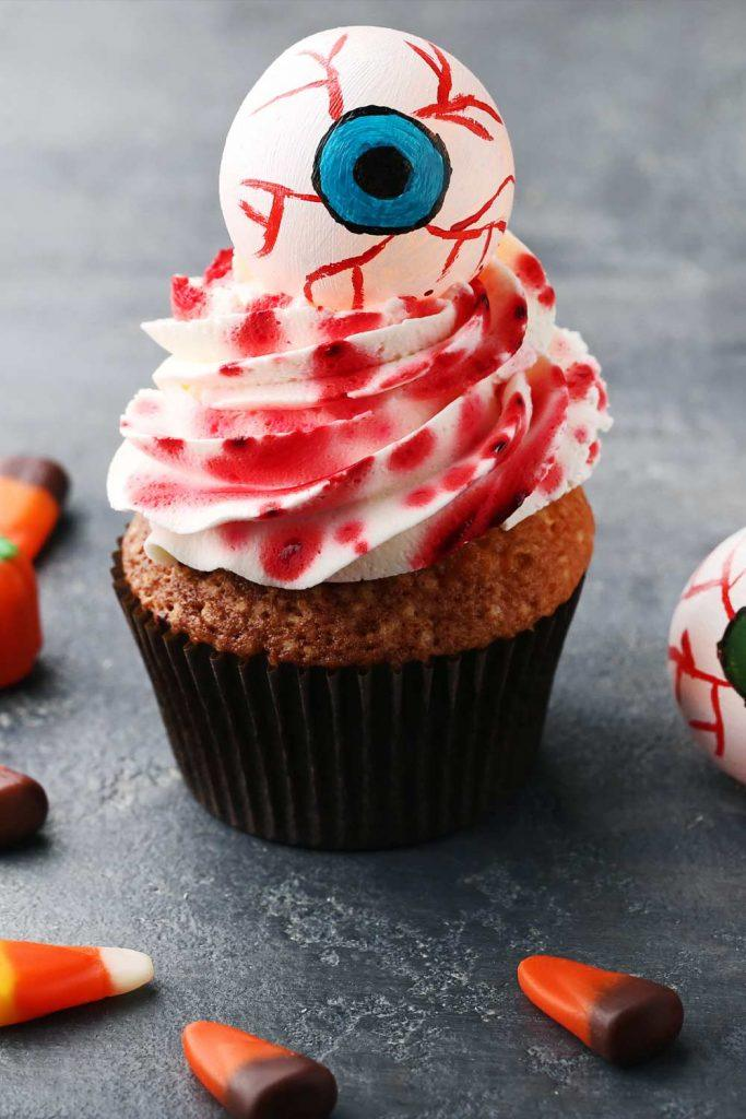 Bloody Eye Sweets