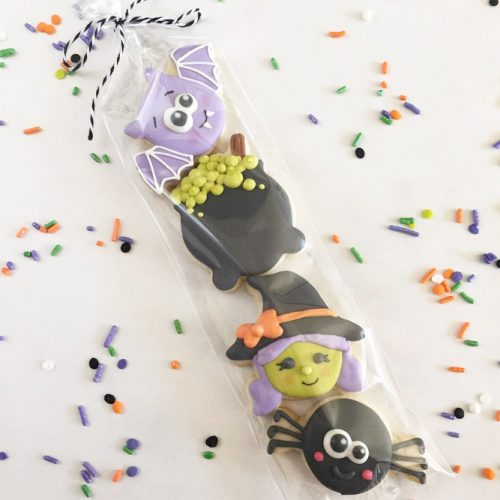 Sweet Treats Hallowen Favors