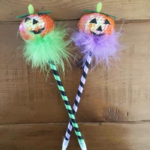 Jack O Lanterns Pen Favors