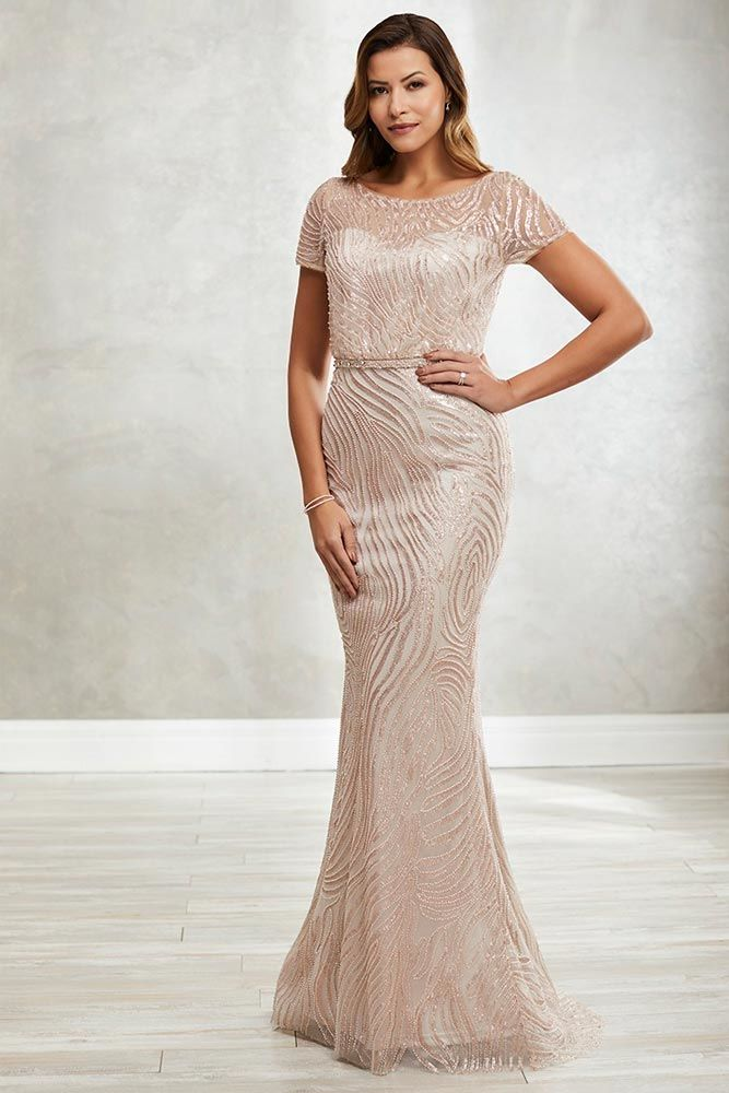Fit To Flare Overlace Dress #formaldress #longdress