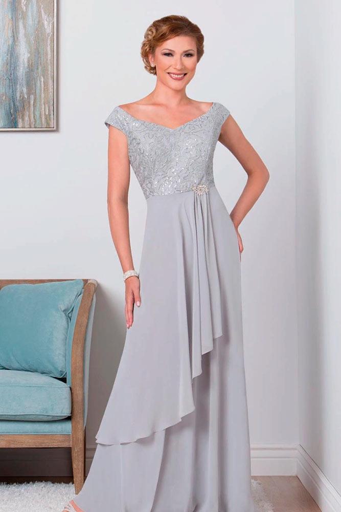 Dress With Cascading Ruffles #longdress #beautifuldress