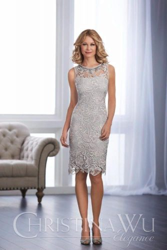 Elegant Tight-Fitting Lace Dress #lacedress #formaldress #eveningdress