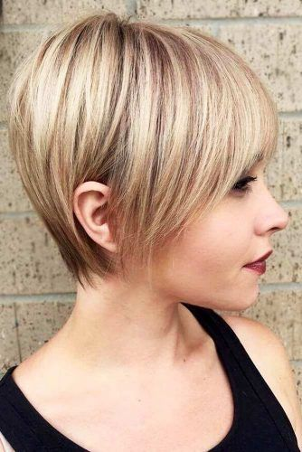 Piecey Pixie #pixie #bangs #shorthair