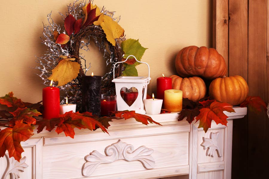 Themed Fall Decorations Ideas For Your Home And Yard