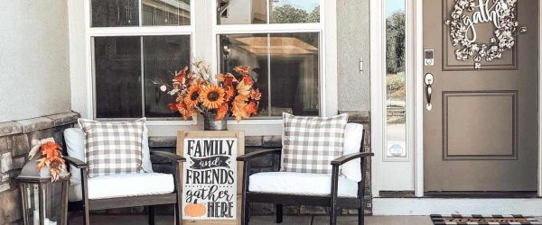 18 Front Porch Ideas For Nice And Cozy Atmosphere