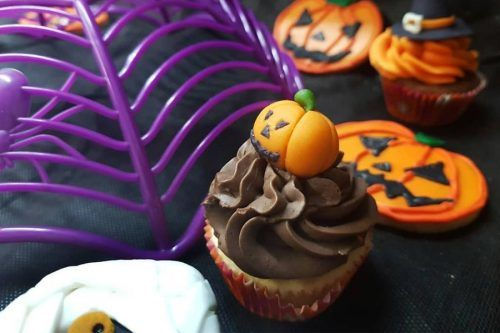 Spooktacular Halloween Cupcakes Ideas To Have Much Fun