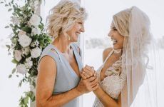 Mother Of The Bride Dresses: Choose The Perfect Length And Style