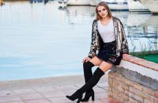 Ways Of Rocking Over The Knee Boots This Fall