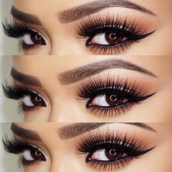 Simple Pin Up Eyeliner #pinupline