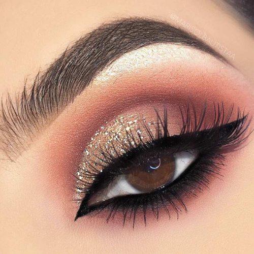 Bold Arabic Eyeliner Style #arabiceyeliner