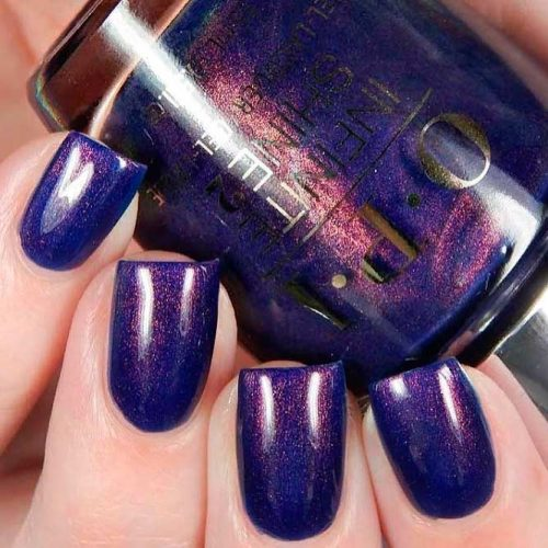 Turn On The Northern Lights From OPI #opi #sparklynails #holonails