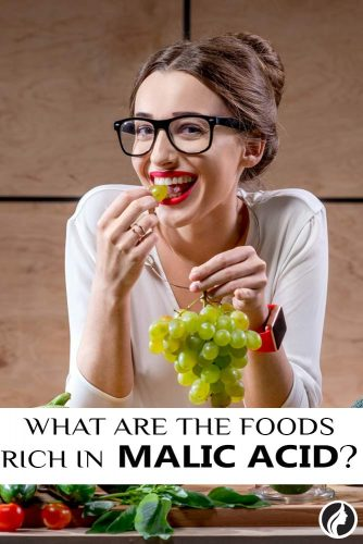 What Foods Are Rich In Malic Acid? #healthcare