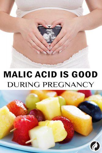 Malic Acid Is Good For Pregnancy #benefits #pregnancy