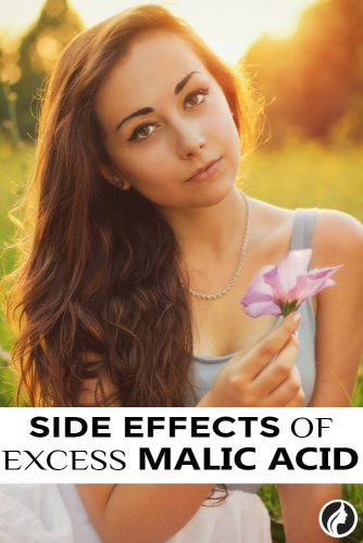What Is The Recommended Dosage Of Malic Acid And Side Effects #sideeffects